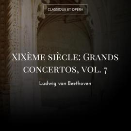 XIXème siècle: Grands concertos, vol. 7