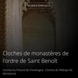 Cloches de monastères de l'ordre de Saint Benoît