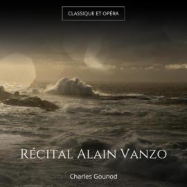 Récital Alain Vanzo