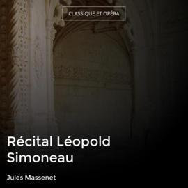 Récital Léopold Simoneau