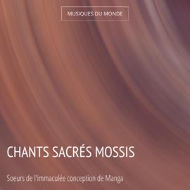 Chants sacrés Mossis