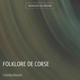 Folklore de Corse