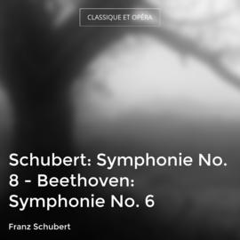 Schubert: Symphonie No. 8 - Beethoven: Symphonie No. 6