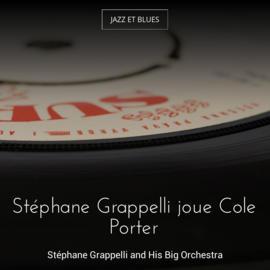 Stéphane Grappelli joue Cole Porter