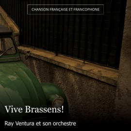 Vive Brassens!