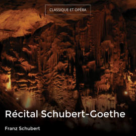 Récital Schubert-Goethe