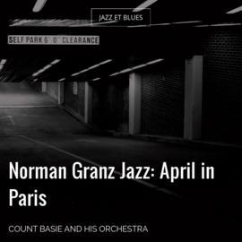 Norman Granz Jazz: April in Paris