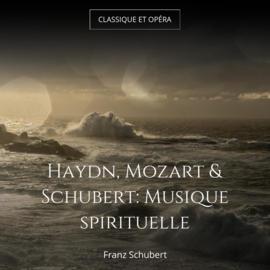 Haydn, Mozart & Schubert: Musique spirituelle