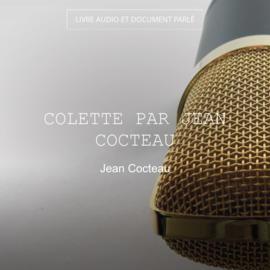 Colette par Jean Cocteau