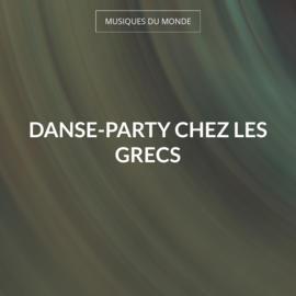 Danse-party chez les grecs