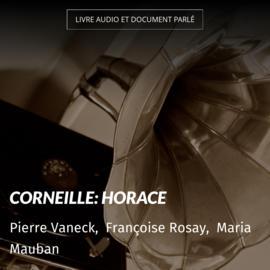 Corneille: Horace