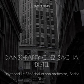 Danse-Party chez Sacha Distel