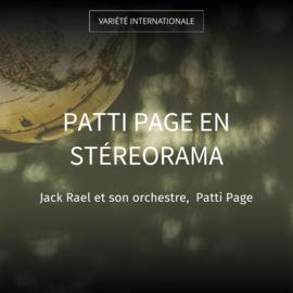 Patti Page en Stéreorama