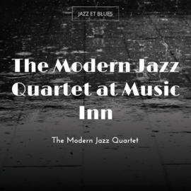 The Modern Jazz Quartet at Music Inn