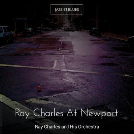 Ray Charles At Newport