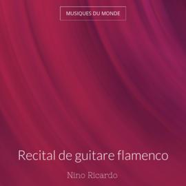 Recital de guitare flamenco