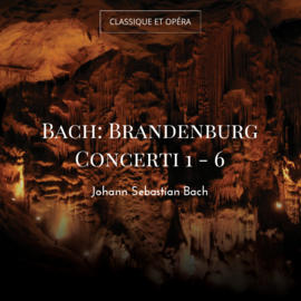 Bach: Brandenburg Concerti 1 - 6