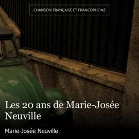 Les 20 ans de Marie-Josée Neuville
