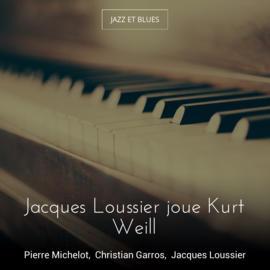 Jacques Loussier joue Kurt Weill