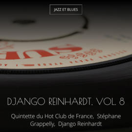 Django Reinhardt, Vol. 8