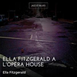 Ella Fitzgerald à l'Opéra House