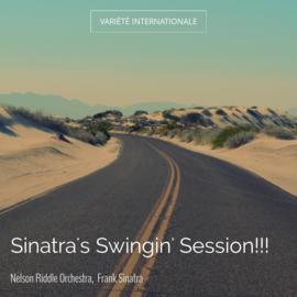 Sinatra's Swingin' Session!!!