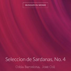 Seleccion de Sardanas, No. 4
