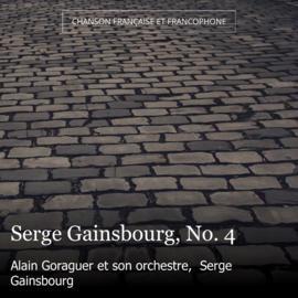Serge Gainsbourg, No. 4