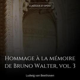 Hommage à la mémoire de Bruno Walter, vol. 3