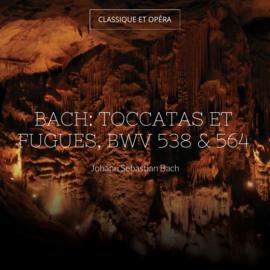 Bach: Toccatas et fugues, BWV 538 & 564