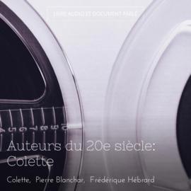 Auteurs du 20e siècle: Colette