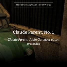 Claude Parent, No. 1