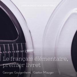 Le français élémentaire, premier livret