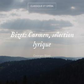 Bizet: Carmen, sélection lyrique