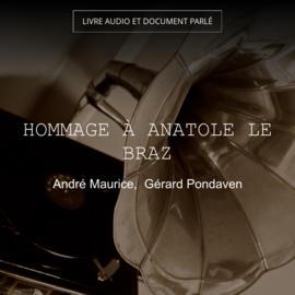 Hommage à Anatole Le Braz