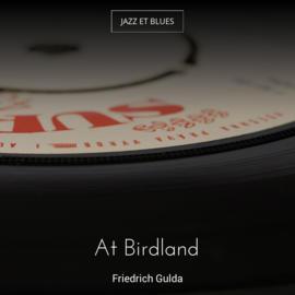 At Birdland