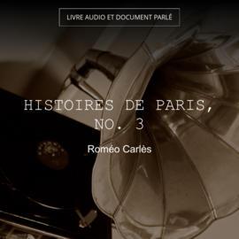 Histoires de Paris, No. 3