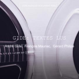 Gide: Textes lus