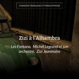 Zizi à l'Alhambra