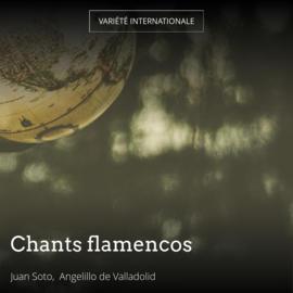 Chants flamencos