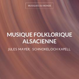 Musique folklorique alsacienne