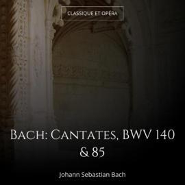 Bach: Cantates, BWV 140 & 85
