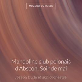 Mandoline club polonais d'Abscon: Soir de mai