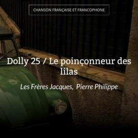 Dolly 25 / Le poinçonneur des lilas