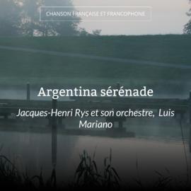 Argentina sérénade