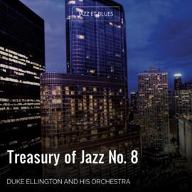 Treasury of Jazz No. 8