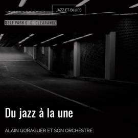 Du jazz à la une