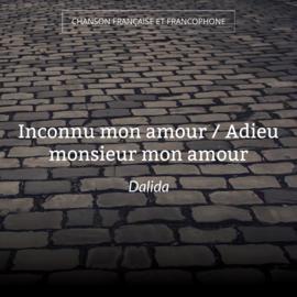Inconnu mon amour / Adieu monsieur mon amour