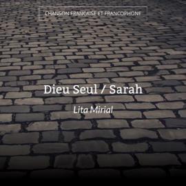 Dieu Seul / Sarah
