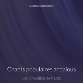 Chants populaires andalous